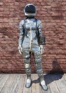 FO76 Clean Spacesuit with Helmet