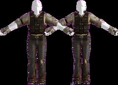 Joshua Graham armor