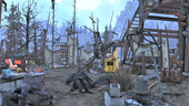 PowerArmor Seneca Gang Camp
