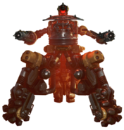 FO4AUT Servomech Tankbot