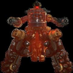 Сервомеханик — танкобот