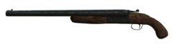 FO4 Double-barrel shotgun basic