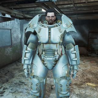 Данс в силовий броні X-01 Вижив після досягнення високого рівня