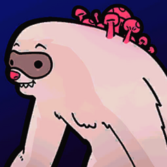 FO76NW Megasloth player icon