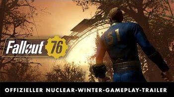 Fallout 76 – Nuclear Winter Offizieller E3 2019 Gameplay Trailer
