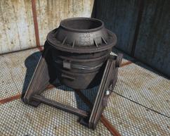 Fo4CW Junk mortar