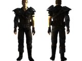 Gecko-backed leather armor, reinforced