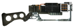 Tri-beam laser rifle 1