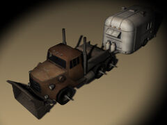 VB Truck and trailer