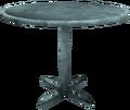 Vault table round