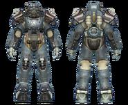 FO4CC T-60 power armor minutemen patriot
