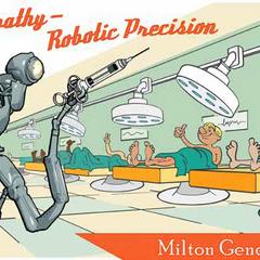 Рекламний постер Лікарні «Мілтон»
