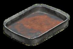 FO76 Aluminum tray