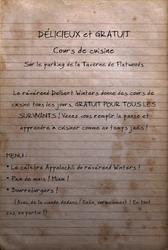FO76 Leçons de cuisine gratuites ! 01