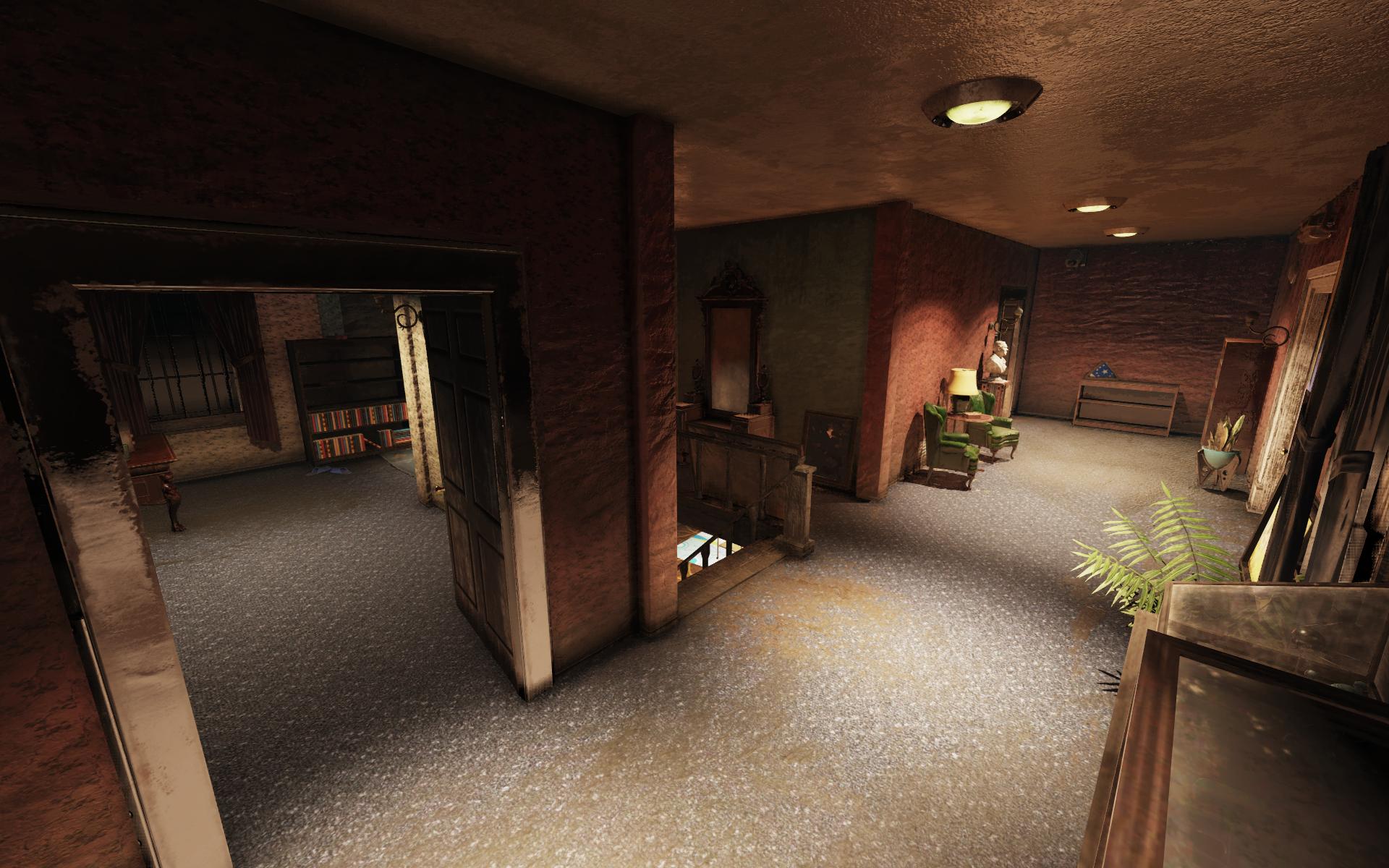 FO76 Overseer's home second floor