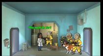 FOS - Quest - Für den Eigelb-Bedard - Überlebende - Dialog Einleitung