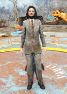Fo4Dirty Grey Suit