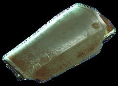 Fo4 combat armor leg