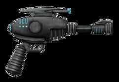 Captain's sidearm
