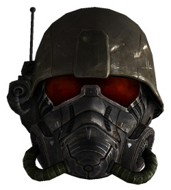 FNV LR Elite riot gear helmet