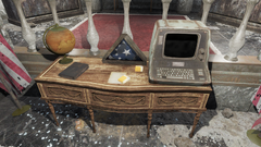 FO4 The Treasures of Jamaica Plain holotape