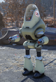 FO76 Protectron Watoga government worker