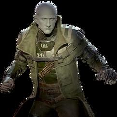 Fallout 1st Advanced Ranger Armor