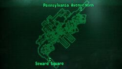 Metro Penn Ave Seward Sq Metro