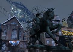 Paul Revere Monument trailer