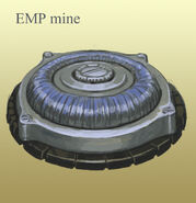 Pulse mine CA1