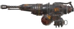 F76WL Gauss minigun