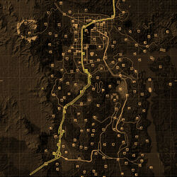 FNV I-15 map