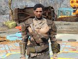Leather armor (Fallout 4)