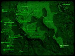 FO4 Форт-Стронг (карта мира)