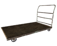 FO4 Flatbed Cart