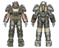 FO4 T-60 power armor BOS sentinel