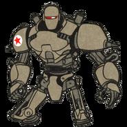 FO76 Legendary Perk Power Armor Reboot Art