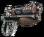 Fo2 Magneto-Laser Pistol