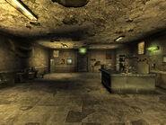 Vault 21 gift shop interior