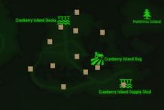 Eliza journals map