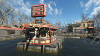 FO4 Egret Tours Marina (Red Rocket)
