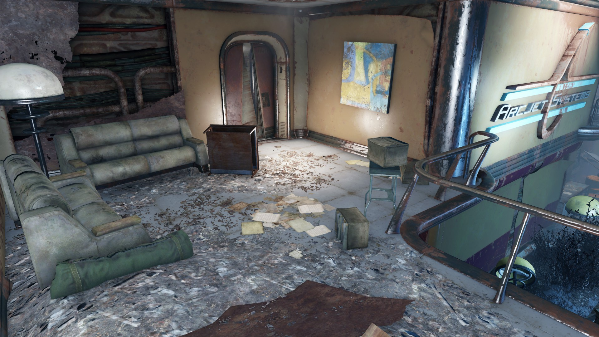 FO4 InaccessibleDuffleBag ArcJetSystems