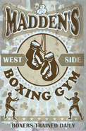 FO4 Poster Maddens boxing gym 1