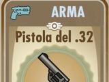 Pistola del .32 (Fallout Shelter)