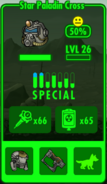 Fallout Shelter Cross Infobox