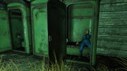 Fo76 Dolly Sods Vault dweller