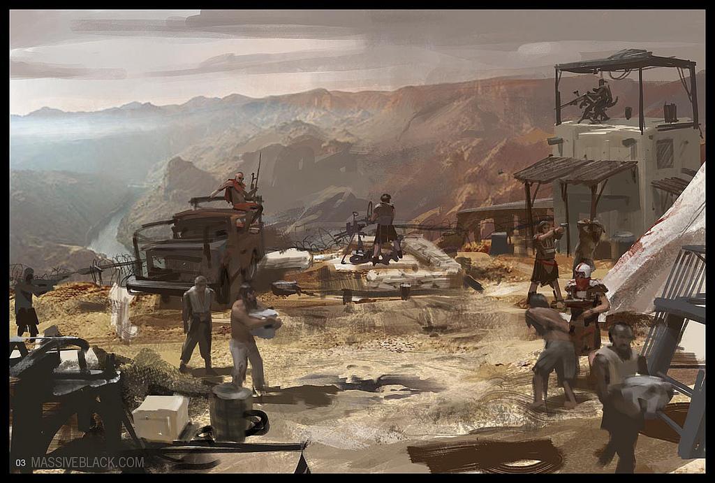 Caesar's Legion | Fallout Wiki | FANDOM powered by Wikia