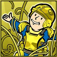 V94 Icon Gold