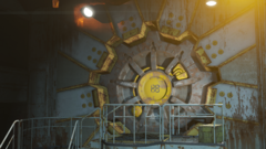 E3 Fallout4 VaultTecWorkshop Door