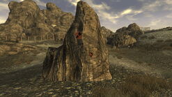 FNV HV hollowed-out rock